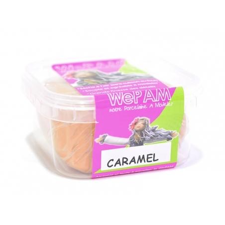 WePam clay - caramel brown Wepam - 2