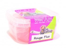 Pâte WePAM - Rouge fluo