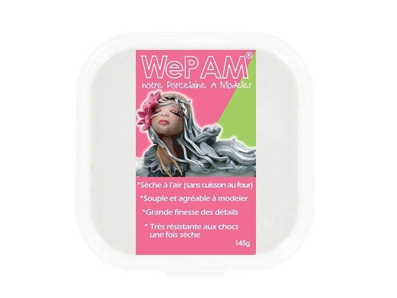 Acheter Pâte WePAM - Blanc - 3,99€ en ligne sur La Petite Epicerie - Loisirs créatifs