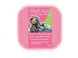 WePam clay - candy pink