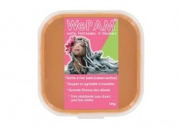 WePam clay - caramel brown