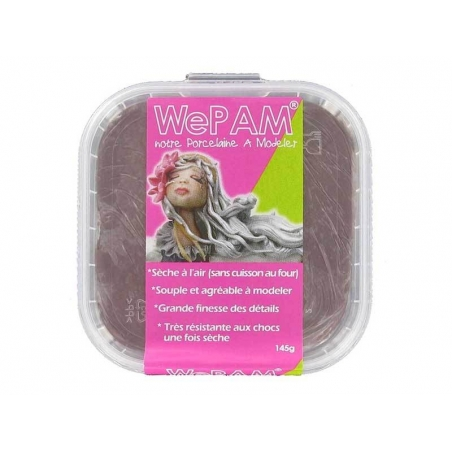 WePam clay - chocolate brown Wepam - 3