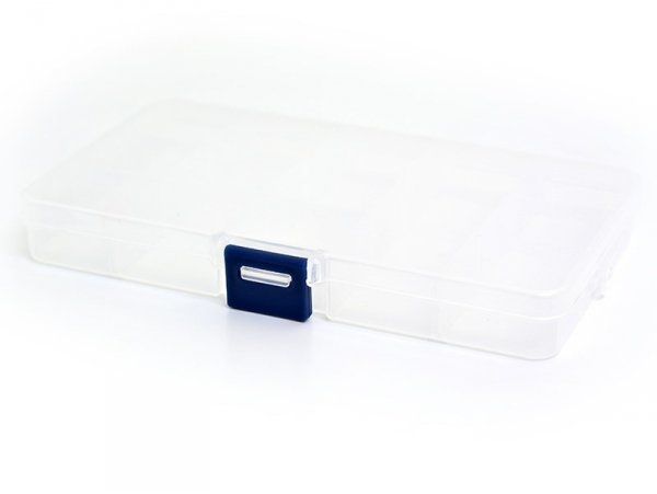 Storage box with 15 compartments