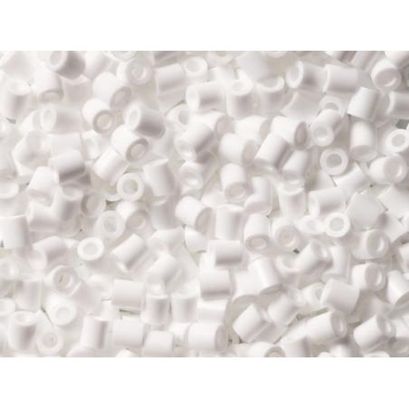Sachet de 1000 perles HAMA MIDI classiques - blanc 01 Hama - 2