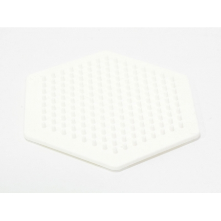 Pegboard for classic HAMA MIDI beads - hexagon Hama - 1