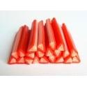 Cane fraise - en pâte polymère