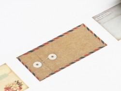 Masking tape motif enveloppes - 40 mm