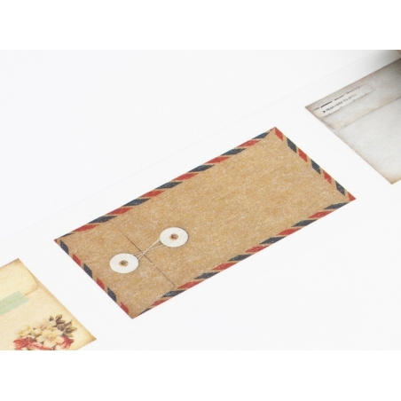 Masking Tapewith an envelope pattern - 40mm