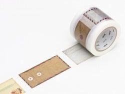 Masking tape motif enveloppes - 40 mm Masking Tape - 1