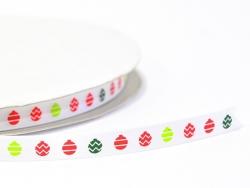 1m ruban boules de Noël -  9 mm