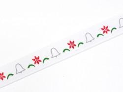 1m ruban cloches de Noël -  9 mm