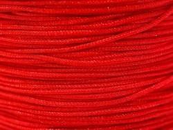 Acheter 1 m de fil de jade / fil nylon tressé 1 mm - rouge - 0,49€ en ligne sur La Petite Epicerie - Loisirs créatifs