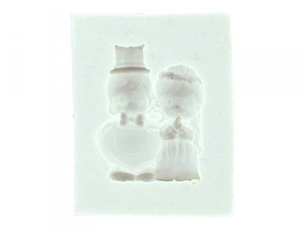 Moule mariés en silicone WePAM