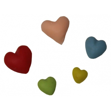 WePAM silicone mould with beautiful hearts