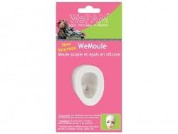 Moule visage fin en silicone WePAM