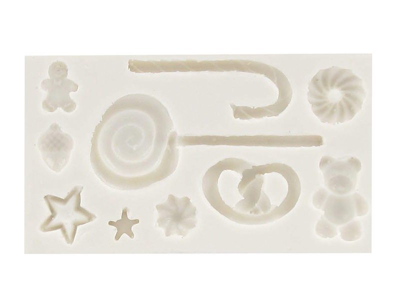 Christmas sweets WePAM mould