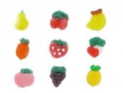 Moule jolis fruits en silicone WePAM