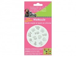 Beautiful fruit WePAM siliceon mould