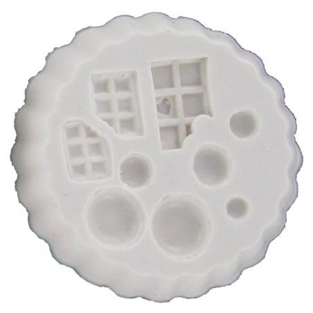 Acheter Moule macarons et chocolats en silicone WePAM - 8,20€ en ligne sur La Petite Epicerie - 100% Loisirs créatifs