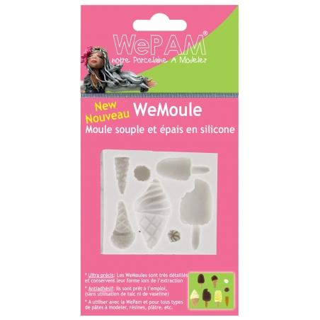 Acheter Moule glaces en silicone WePAM - 8,20€ en ligne sur La Petite Epicerie - Loisirs créatifs