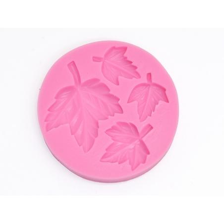 Acheter Moule en silicone - Feuilles - 9,20€ en ligne sur La Petite Epicerie - Loisirs créatifs