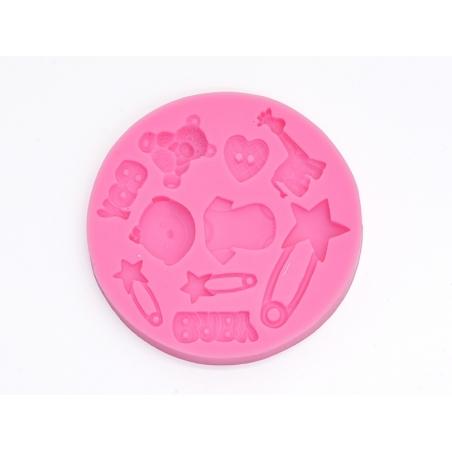 Acheter Moule en silicone - Baby boy - 10,80€ en ligne sur La Petite Epicerie - Loisirs créatifs