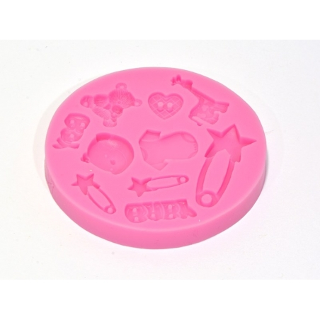 Acheter Moule en silicone - Baby boy - 10,80€ en ligne sur La Petite Epicerie - 100% Loisirs créatifs