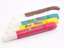 Acheter Lot de 5 tubes effet coulis Deco Mate - 7,60€ en ligne sur La Petite Epicerie - 100% Loisirs créatifs