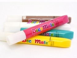 5 Deco Mate tubes, sauce effect