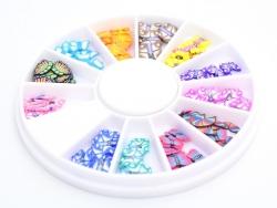 Acheter Boite de 120 tranches papillons - 3,99€ en ligne sur La Petite Epicerie - Loisirs créatifs