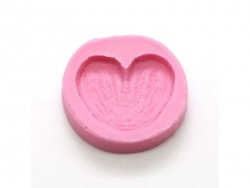 Palmier silicone mould
