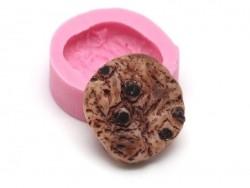 Moule petit cookies en silicone