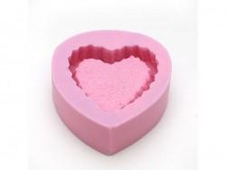Acheter Moule base de tarte en forme de coeur en silicone - 6,55€ en ligne sur La Petite Epicerie - 100% Loisirs créatifs