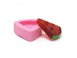 Moule pastèque en silicone