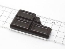 Acheter Grand moule carré de chocolat mordu en silicone  - 6,95€ en ligne sur La Petite Epicerie - Loisirs créatifs