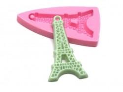 Moule tour Eiffel en silicone