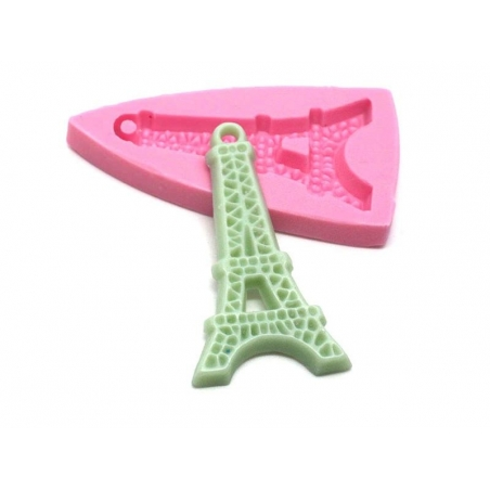 """Eiffel Tower"" silicone mould"