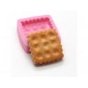 Moule petit beurre carré en silicone
