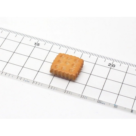 Square butter cookie silicone mould