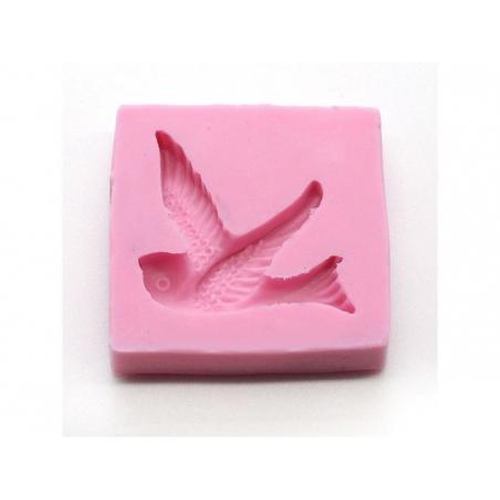 Acheter Moule oiseau en vol en silicone - 5,85€ en ligne sur La Petite Epicerie - Loisirs créatifs