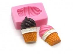 Acheter Moule glace à l'italienne en silicone - 4,95€ en ligne sur La Petite Epicerie - 100% Loisirs créatifs