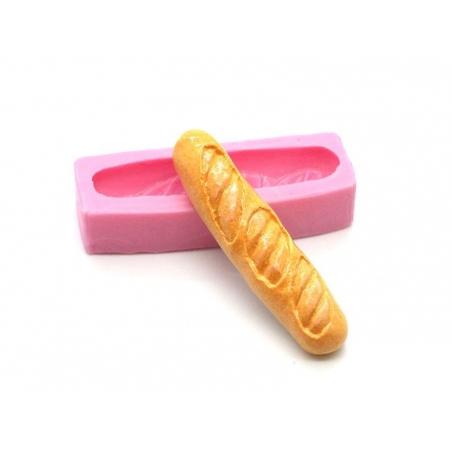 Moule baguette en silicone  - 1