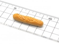 Baguette silicone mould