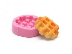 Belgian waffle silicone mould