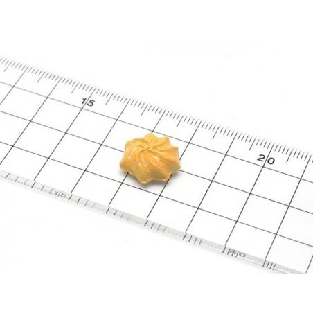 Moule sablé étoile en silicone  - 4