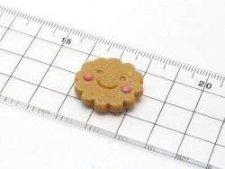 Moule smile cookie rond en silicone