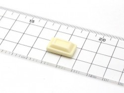 Small 1 piece of chocolate silicone mould