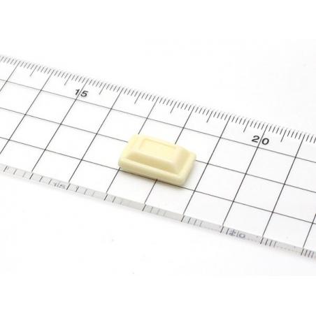 mini moule 1 carré de chocolat en silicone