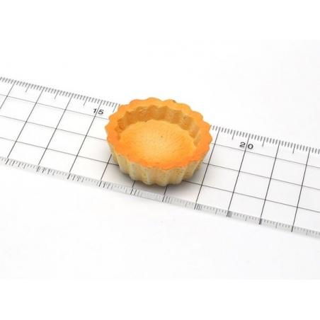 Round cake base silicone mould