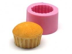 Moule cupcake en silicone  - 1